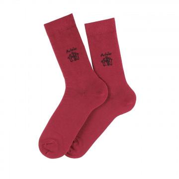 Petit Logo Tendance cotton socks
