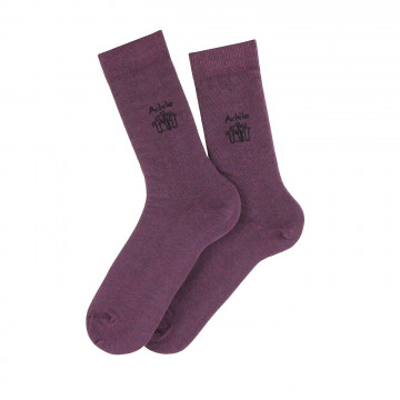 Petit Logo Tendance cotton socks