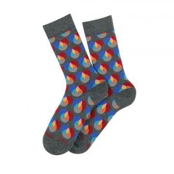 Matt cotton socks.