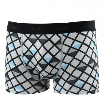 Losanges polyester boxers