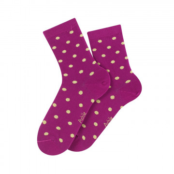 Beauty cotton socks