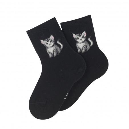 Misty cotton socks