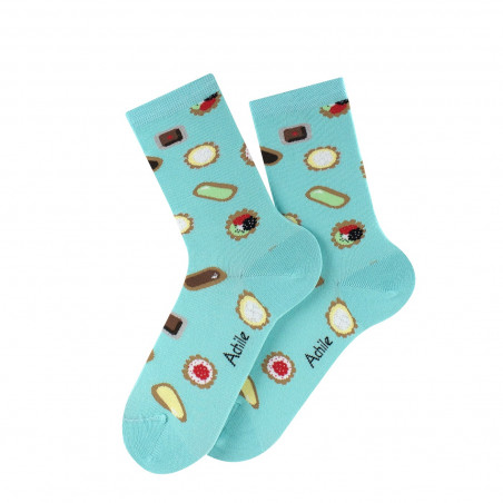Chaussettes Mignardises en coton
