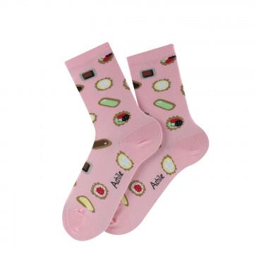 Mignardises cotton socks