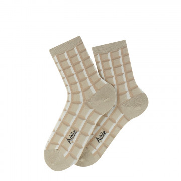 Chocolat cotton socks