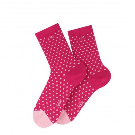Chambord cotton socks