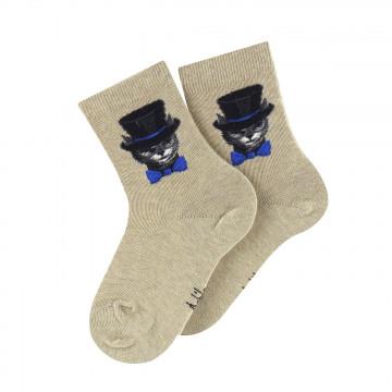 Chaussettes Arsène en coton