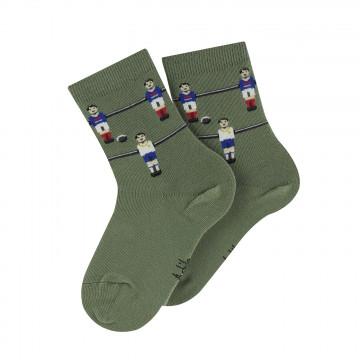 Chaussettes Babyfoot en coton