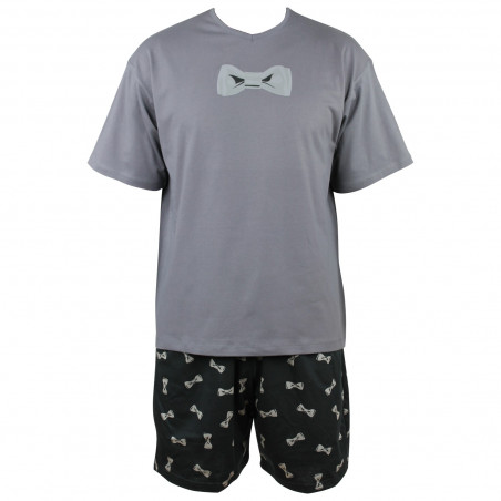 Noeud Papillon short cotton pyjamas
