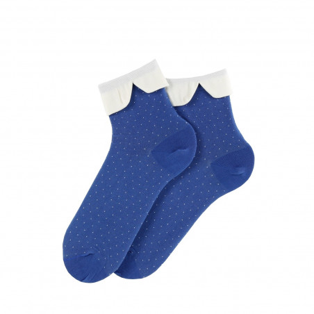 Alizé cotton ankle socks