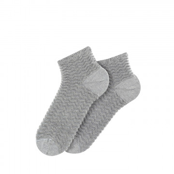 Cocon cotton ankle socks
