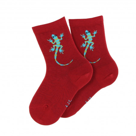 Gecko cotton socks