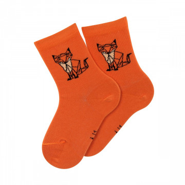 Chaussettes Foxy en coton