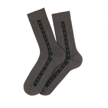 Laponie woollen socks