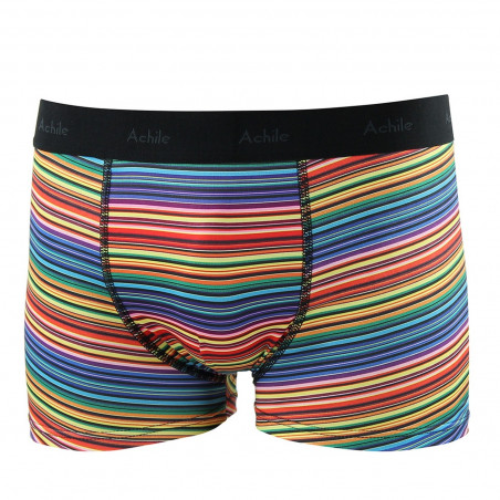 Stries polyester boxers