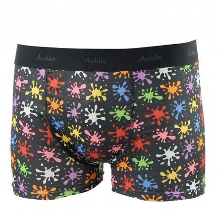 Splash polyester boxers