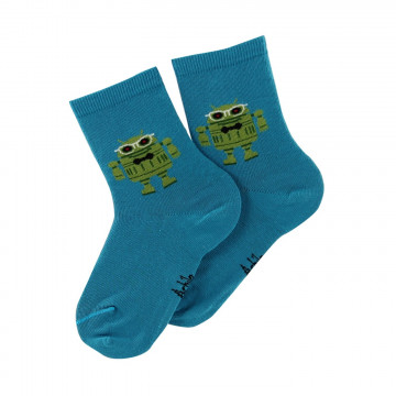 Androïde cotton socks children