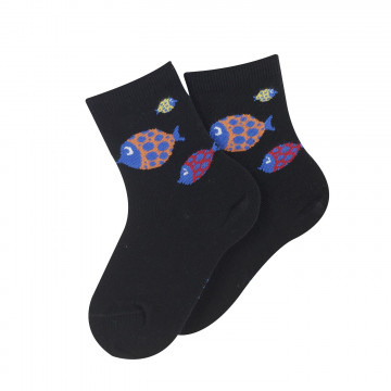 Pacific cotton socks