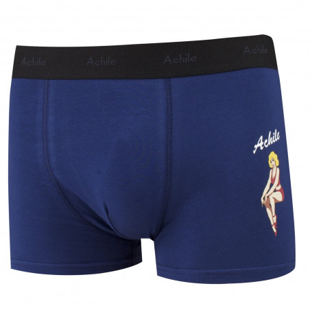 Pin Up fitted cotton boxers