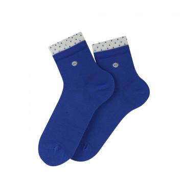 Socquettes Escale en coton