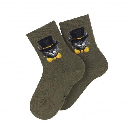 Arsène cotton socks