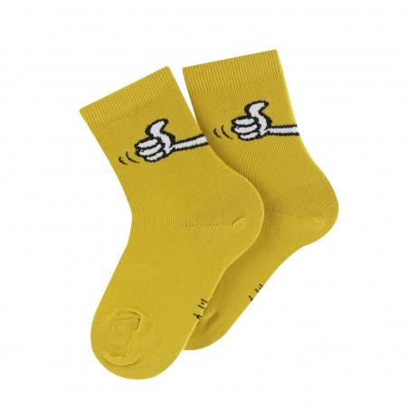 Top cotton socks