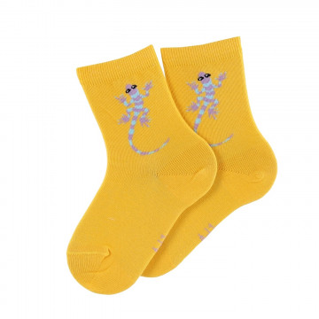 Gecko cotton socks