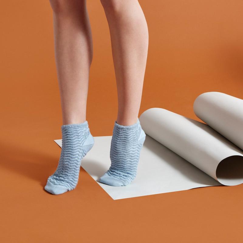 Cocon cotton ankle socks