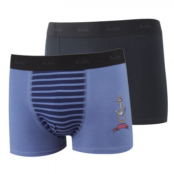 Pack of 2 cotton boxers