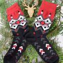 Chaussettes Minnesota en coton et laine