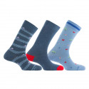 Coffret Croisière de 3 paires de chaussettes
