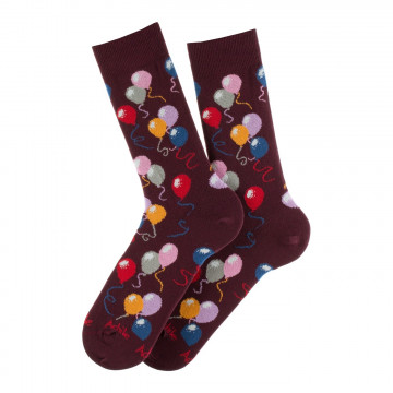 Balloons cotton socks