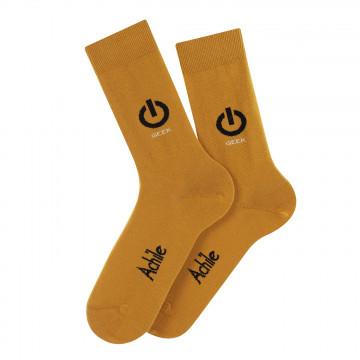 Geek cotton socks