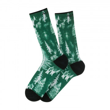 Chaussettes Winter tree en coton