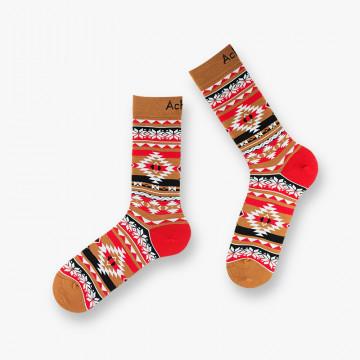 Chaussettes Knit en polyamide