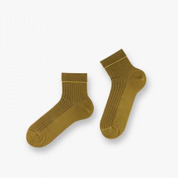 Socquettes Versailles en coton
