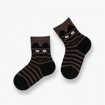Zèbre cotton socks