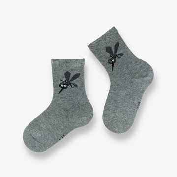 Mosquito cotton socks