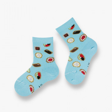 Mignardises cotton socks