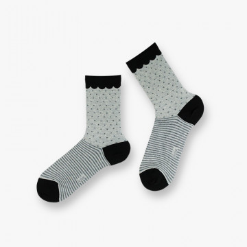 Cotton socks SIDONIE