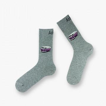 Van lisle socks