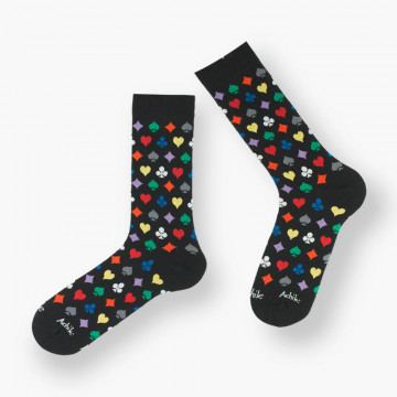 Rami cotton socks