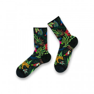 Chaussettes Jungle Spirit...