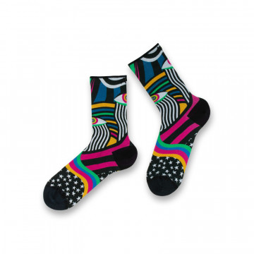 Chaussettes Abstract femme...