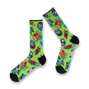 Chaussettes Mexicas homme...