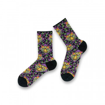 Chaussettes Tropical Tiger...