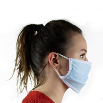 Lot de 2 masques tissu...