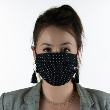 Masques barrière en coton...