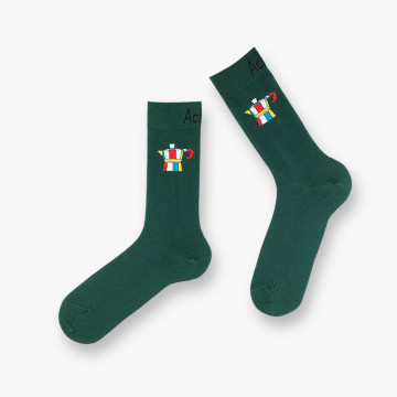 copy of Chaussettes Moka en...