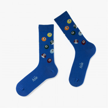 Billard cotton socks